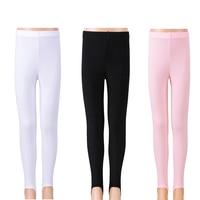 2016 Wholesale Children Stirrup Dance Socks Gymnastics PracticePantyhose Fitness Pants Plus Clothes And Dance Clothes Legging