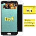 2 pcs peças de telefone celular originais para samsung e5 sm-e500f lcd screen display toque assembléia digitize oferta especial apressado