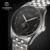 Ochstin anolog relógio de ouro dos homens de aço inoxidável à prova d' água mens relógios relógio marca de papel de luxo sapphire diver relógio de quartzo do metal