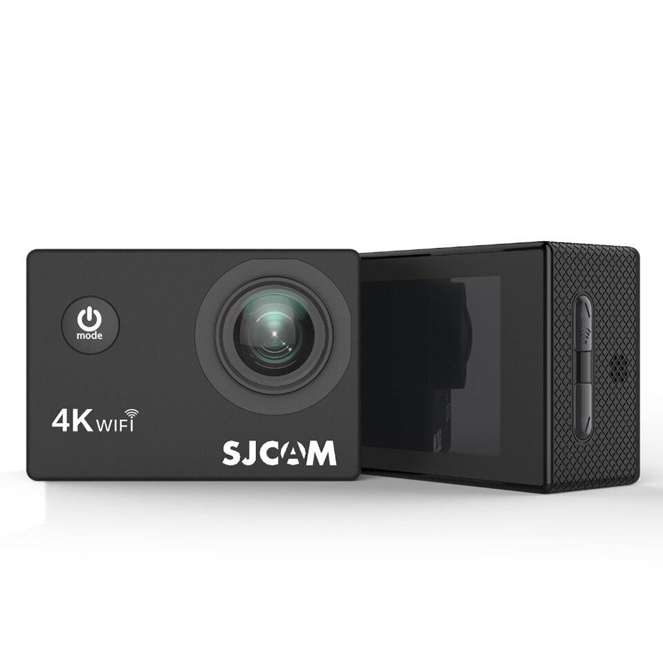 SJCAM SJ4000 caméra d'action WIFI AIR 4 k 1080 P Full HD 4 K 30fps WiFi Sport DV 2.0