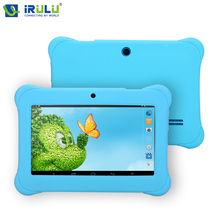 iRULU BabyPad Y1 7 Android 4 4 Tablet Quad Core With 2800 mAh Google GMS Test