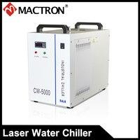 High Quality Laser Chiller CW5000 Laser Cooled System For 100W 130W Co2/UV Laser Tube 110/220V 50/60HZ CW5000