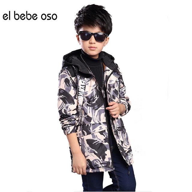 Niños Chaquetas de Otoño Invierno, Además de Terciopelo Niños Cazadora Con Capucha de Terciopelo Ocasional Impermeable Chaqueta de Deportes de Los Niños Outwear XL656