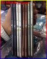 Оригинальный Новый Ближний Рамка Рамка Крышка Корпуса Чехол + Боковые Кнопки + Боковой Разъем Для Sony Xperia Z3 L55 L55w D6603 D6653 (DUAL SIM)