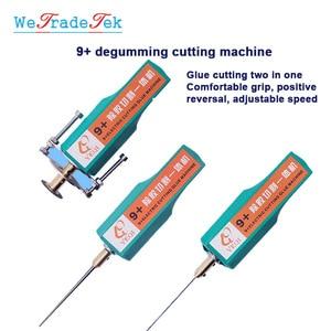 Image 1 - 2 In 1 LCD Screen OCA LOCA Glue Remover Phone Screen Cutting Machine for Phone Screen Repair Repair