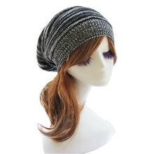 Hot Brand Unisex Men Knit Baggy Beanie Beret Winter Warm Oversized Ski Cap Hat