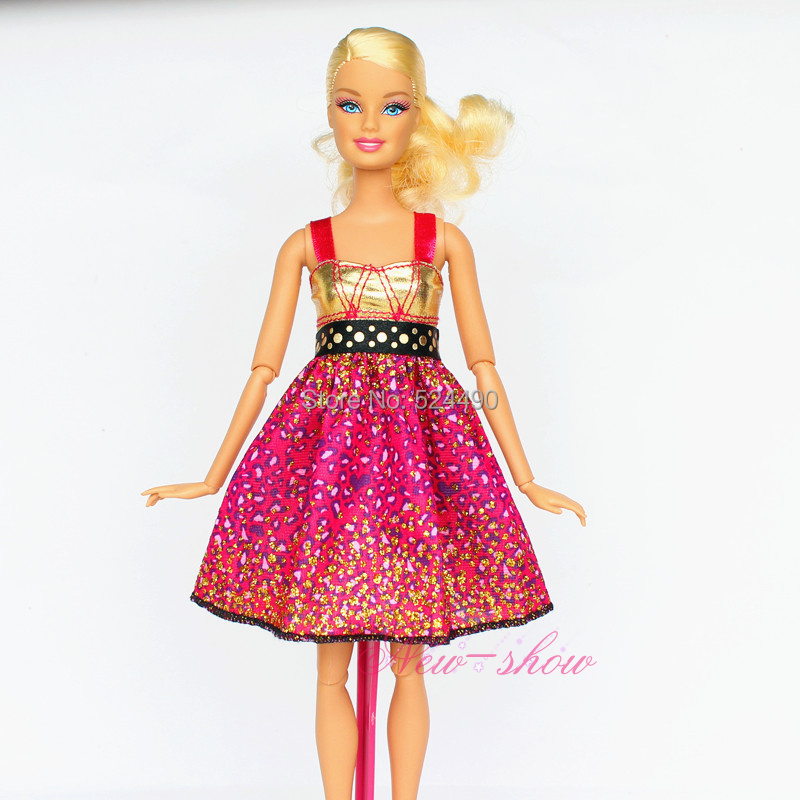 barbie dress shopping