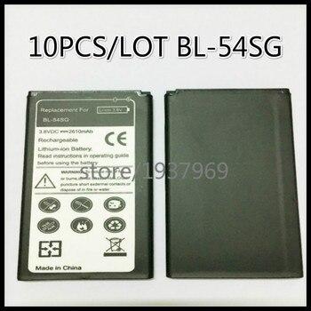 10pcs/lot Battery BL-54SG REPLACEMENT BATTERY for LG optimus VU3 G2 F320S F320K F320L F300 battery BL54SG