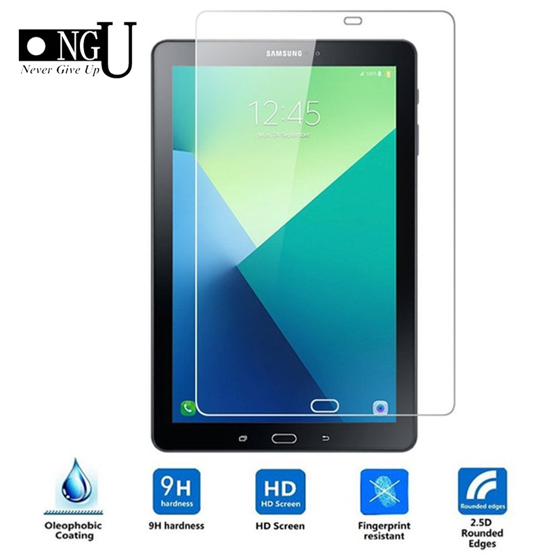 Screen Protector For Samsung Galaxy Tab A 10.1 2016 S Pen SM-P580 SM-P585 Tempered Glass Protective Film For Samsung P580 P585