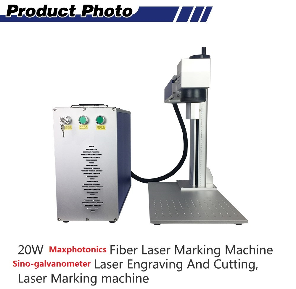 US $3980 0 |PVC ID Card Laser Printer HS Code Metal Bottle Caps fiber laser  marking machine 20w metal laser printer for gold sliver jewelry -in Wood