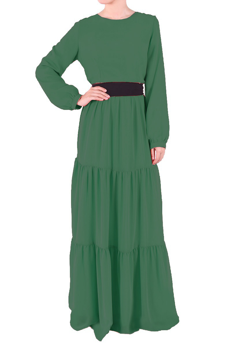popular chiffon maxi dress muslimahbuy cheap chiffon maxi