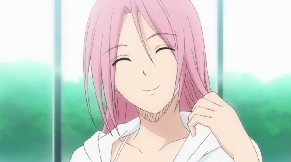 Satsuki Momoi from Kuroko's Basketball