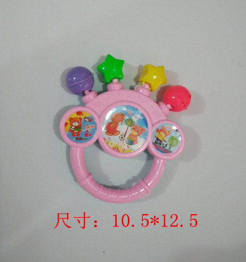 0 12 M Multifunction Baby Rattles Toys Newborn Hand BellsTeething safe Development Infant Early Educational Baby Rattles Toys in Baby Rattles Mobiles from Toys Hobbies
