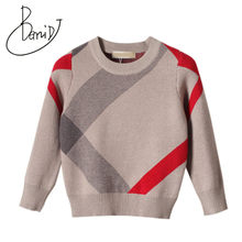 7ff81512d06d 2018 Autumn Brand Design Hot Sale Boy Sweater Wool Knitted Pullover Cardigan  For Baby Girls Children