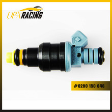 super performance high quality fuel injector 0280150846 nozzle 1600CC 160LB LBS/HR turbo nozzle fuel injection
