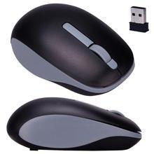 Лучший 1 шт. 2,4 ГГц беспроводной оптический 3D Кнопки Мыши приемник игровой мыши