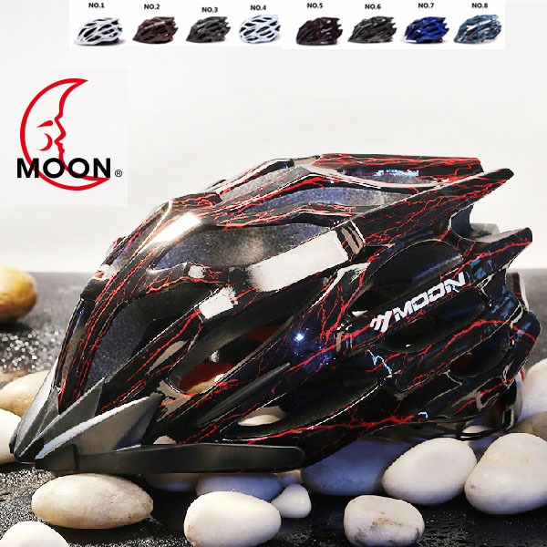 Moon Top Grade 27 Air Vents Integrally-molded Cycl...