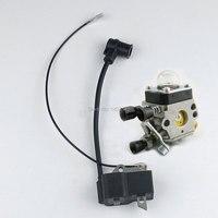 IGNITION COIL CARBURETOR For STIHL FS75 FS80 FS85 FC85 HT70 HS75 HL75 HT75 HS80