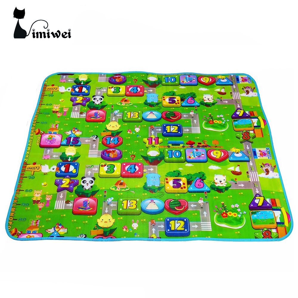 Mat for Children Carpets Kids Toys Rug Developing Rug Play ...