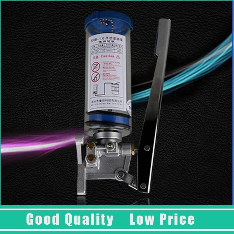 Graisse lubrification pompe à huile pompe manuelle Machine-outil pour machines lourdes