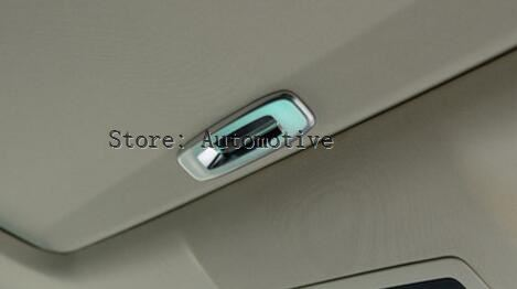 ABS Chrome Skylight Handle Cover Trim For <font><b>Lexus</b></font> NX300h <font><b>NX200T</b></font> <font><b>2015</b></font> 2016 1pc Car <font><b>Accessory</b></font> image