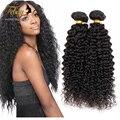 Brazilian Curly Virgin Hair Bundles 7A Brazillian Human Hair Weave Afro Kinky Curly Brazilian Virgin Hair Kinky Curly Hair Weave