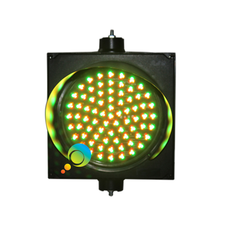 AC85-265V High Quality New Arrival 300mm Mix Red Green Yellow LED Traffic Signal Light For Promotion