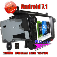Wanusual 2G 16GB Quad Core Android 7 1 Car Media Center DVD Player For Toyota RAV4
