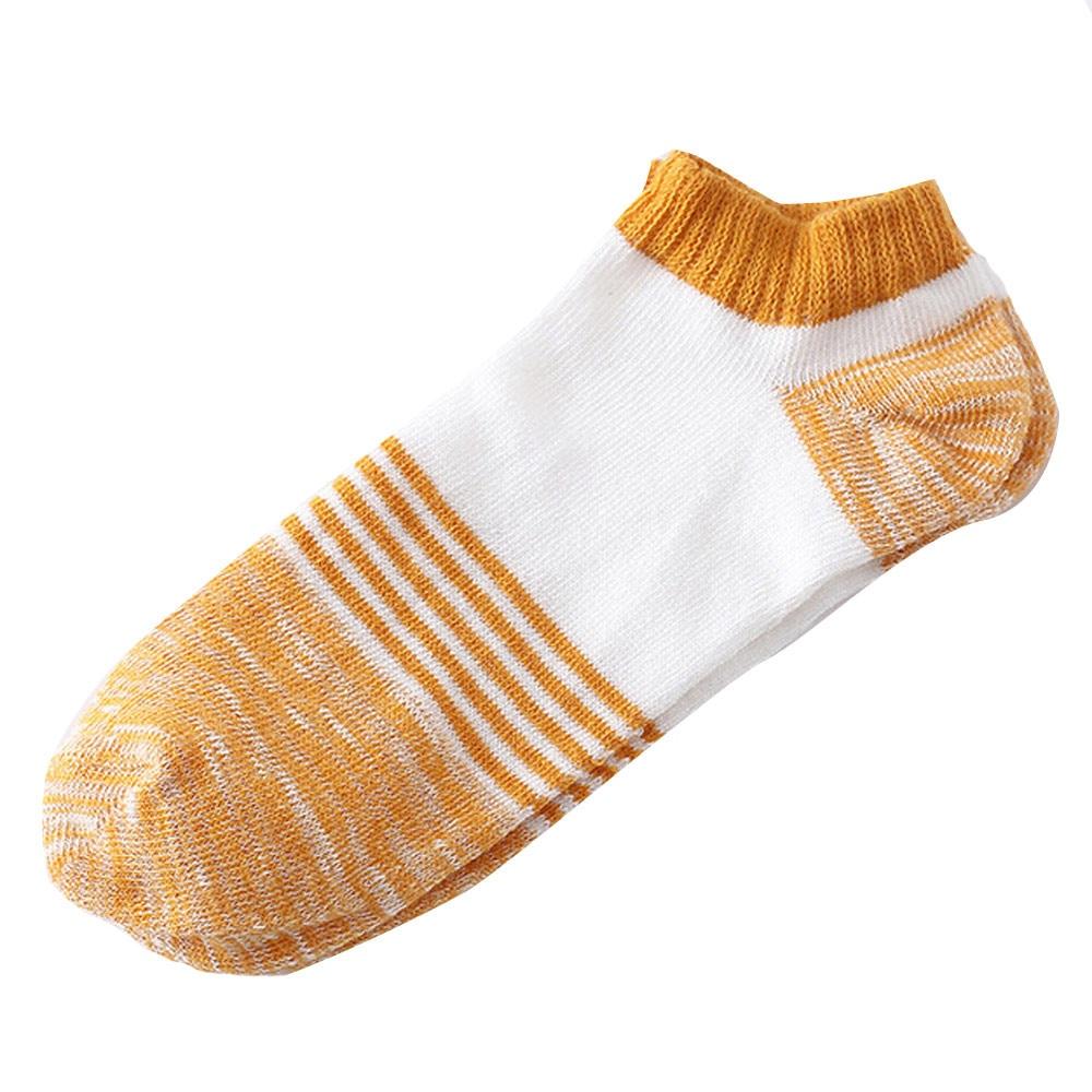 ChamsGend Unisex Stripe Cotton Fashion Sock Comfortable Socks compression socks in Mens socks 180122 #11