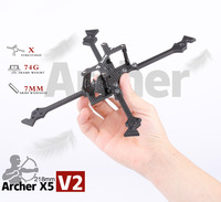 iFlight carbon Fiber Archer X5 V2 5inch 218mm X Quadcopter Frame with 5mm arm compatibale SucceX 50A ESC for FPV Racing Drone