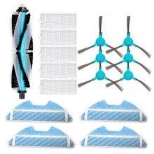 Chaud! accessoires pour Cecotec Conga 1390 Cecotec Conga 1290 Robot aspirateur pièces de rechange