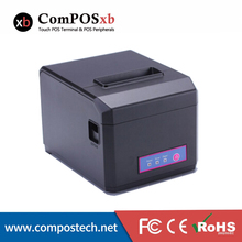 cheap balck high resolution pos 80mm thermal printer with auto cutter