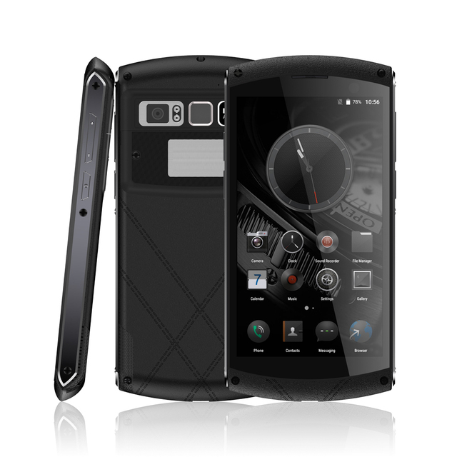 China Kcosit S2 Business Waterproof Phone Luxury Cell Phones Rugged Android Smartphone MTK6755