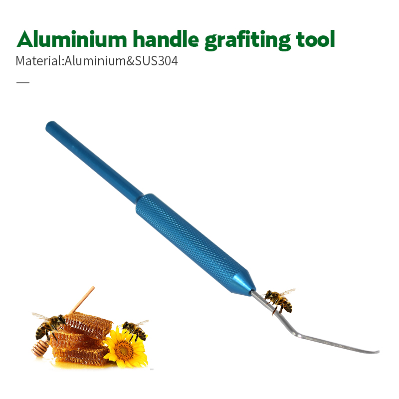 Queen Bee Larvae Retractable Grafting Tool For Beekeeping Rearing Equipment Supplies Apiculture