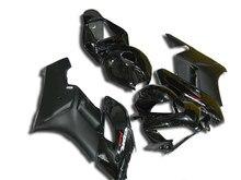 Molde de injeção kit carenagem para cbr1000rr 04 05 cbr 1000rr cbr 1000 2004 2005 abs fosco & gloss preto carenagens conjunto + presentes hg09