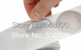 NFC Tag Ntag203 Sticker Compatible With All NFC Android Phone,preformatted NDEF Forum Type2 Unversal NFC Tag 1000pcs/lot