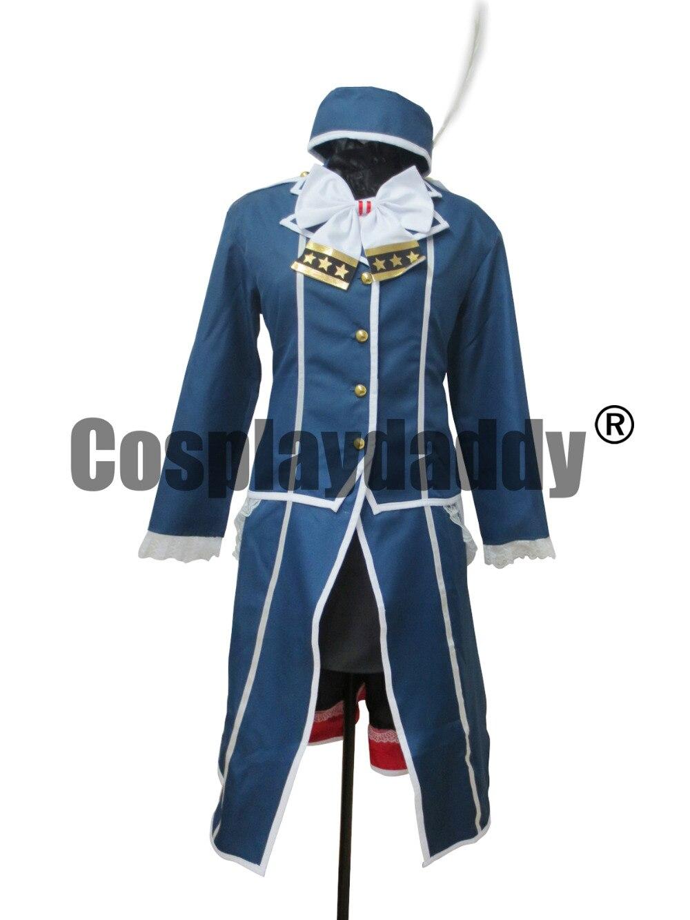 все цены на Game Kantai Collection Kancolle Cruiser Atago FleetGirl Kanmusu Cosplay Costume онлайн