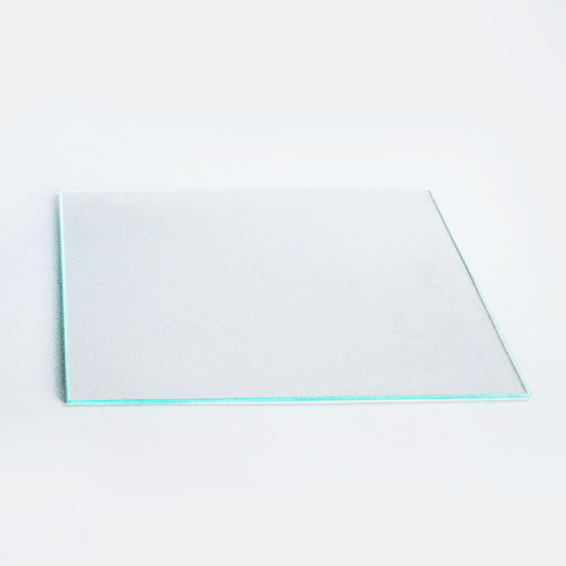 214*214 213*200 <font><b>300*200</b></font> 300*300*3mm Tempered glass <font><b>heatbed</b></font> Borosilicate Glass Plate For RepRap CR10 3d printer parts hotbed image