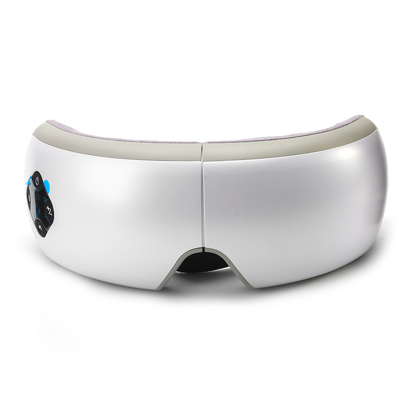 USB Electric Smart Eyes Massager Alleviate Fatigue Eye Care Massage 5 Modes Improve Sleep Eyesight Health Care Tool anti fatigue eyesight vision improve pinholes stenopeic glasses eye care sunglasses