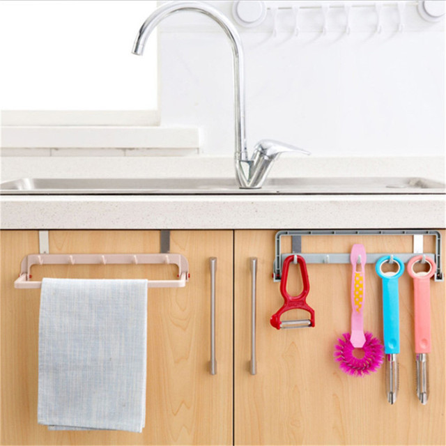 Automatic Folding Sundries Organizer Bathroom Shelf With Hook ...