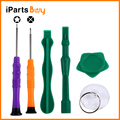 iPartsBuy for iPhone 6s & 6s Plus 6 in 1 Professional Screwdriver Repair Open Tool Kit