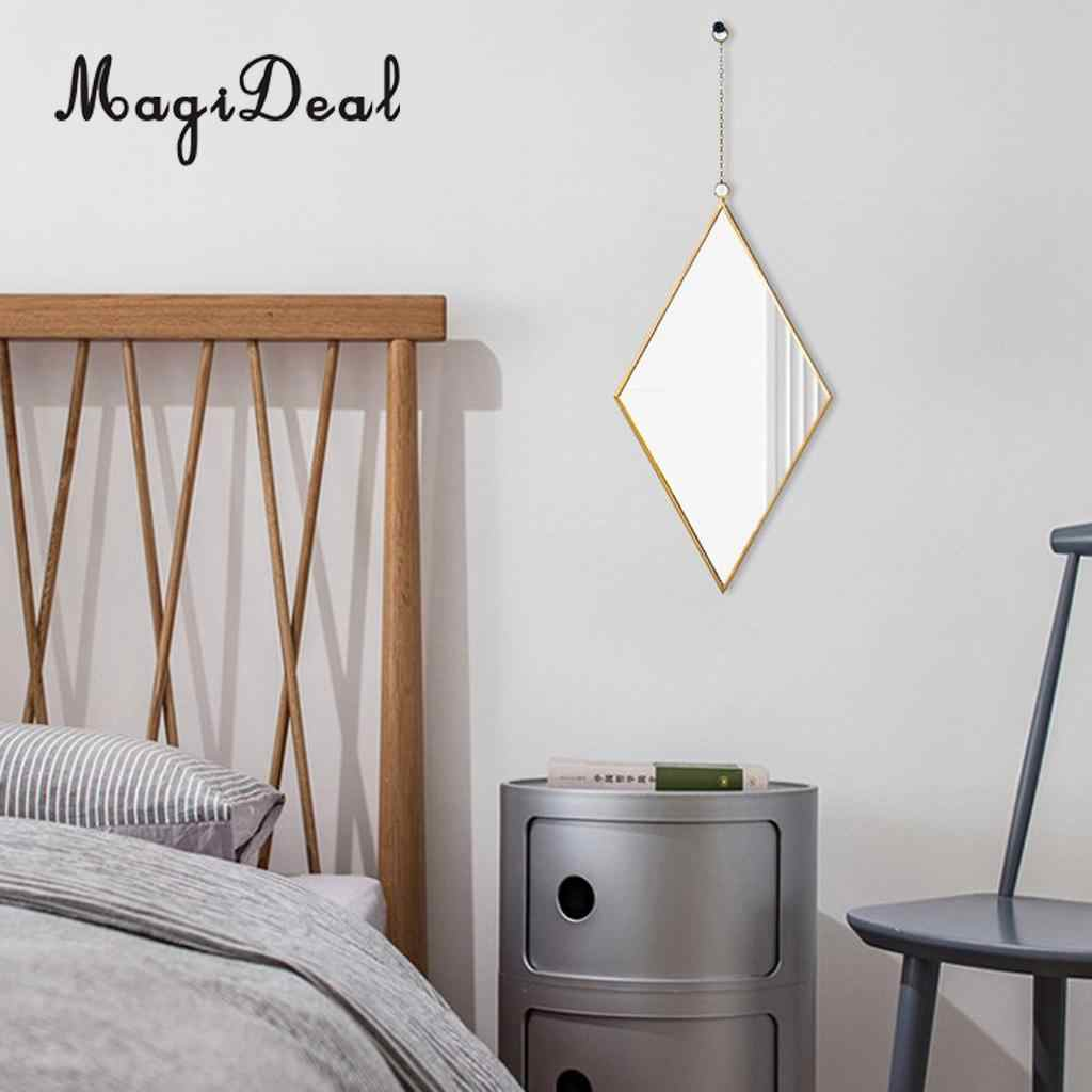 Marvelous Girls Dressing Room Makeup Mirror Hollywood Style Dressing Table Wall Mirror Diamond Shaped Glass Wall Decor Mirror Download Free Architecture Designs Philgrimeyleaguecom