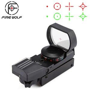 Hot 20mm/11mm Rail Riflescope