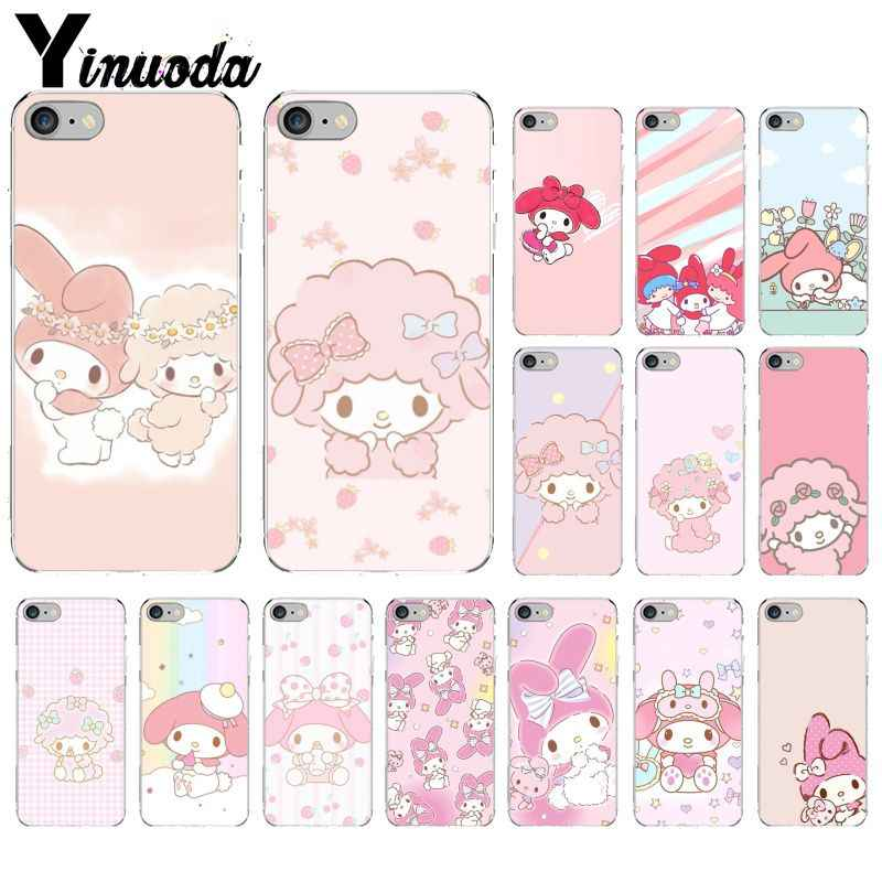Yinuoda Mijn Melodie Mijn Zoete Piano Custom Photo Soft Telefoon Case Voor Iphone 8 7 6 6S Plus 5 5S Se Xr X Xs Max Coque Shell