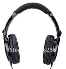 DJ headset TAKSTAR/T&S HD2000 Stereo PRO Audio Monitoring Headphone & Earphones Y-type Cable 3.5mm and 6.3mm Free Shipping