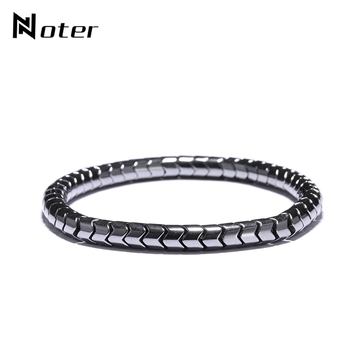 Minimalist Natural Stone Bracelet Charm Strand Braslet  5 styles Bead Braclet For Men Cool Biker Hand Accessories Armband Heren