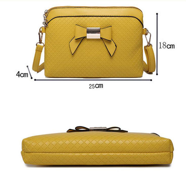 Bowknot Clutch Bags Double As A Crossbody Bags