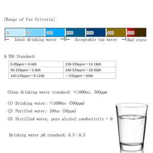 Image 5 - אנלוגי TDS חיישן מים מוליכות חיישן לarduino נוזל זיהוי מים באיכות ניטור מודול DIY TDS צג באינטרנט