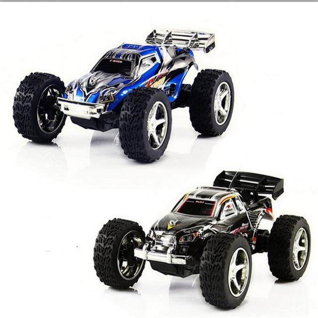 Coche Del RC 1:32 de Alta Velocidad Completo Proporción de carga mini coche eléctrico de juguete coche de control remoto Inalámbrico
