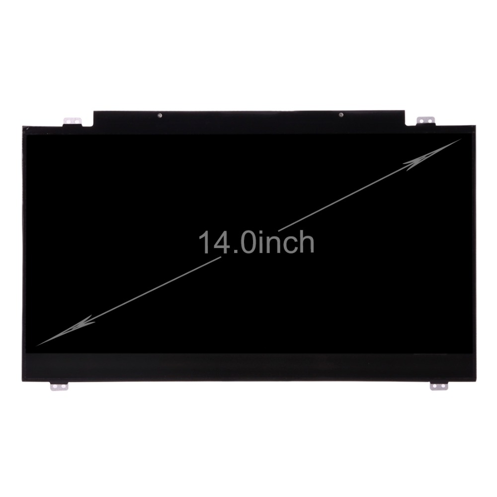 LTN140AT28 14 inch 16:9 High Resolution 1366 x 768 Laptop Screens 40 Pin LED TFT Panels